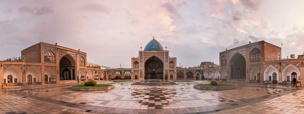 Central Mosque of Zanjan