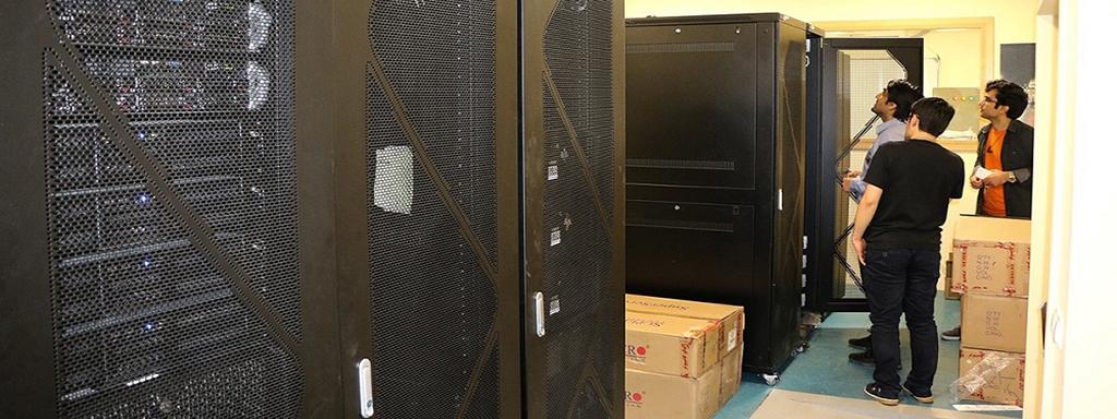 Computational Server Room