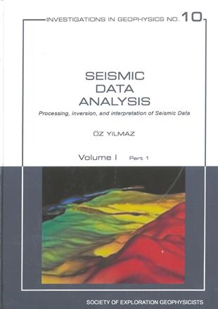 SEISMIC DATA ANALYSIS Processing, Inversion, and interpretation of Selenic Data Volume 1 Part 1