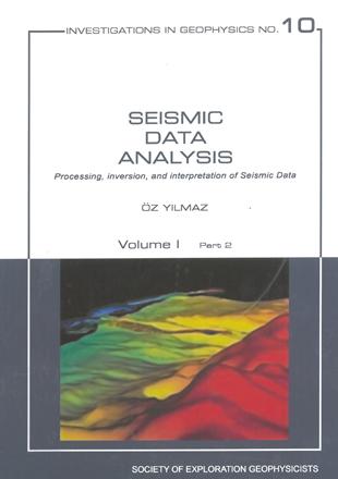 SEISMIC DATA ANALYSIS Processing, Inversion, and interpretation of Selenic Data Volume 1  Part 2