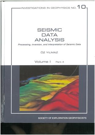 SEISMIC DATA ANALYSIS Processing, Inversion, and interpretation of Selenic Data Volume 1  Part 4