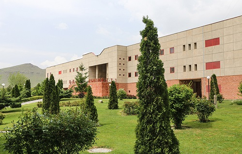 the Chemistry and Physics department