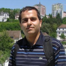 Seyed  Alireza Ghasemi