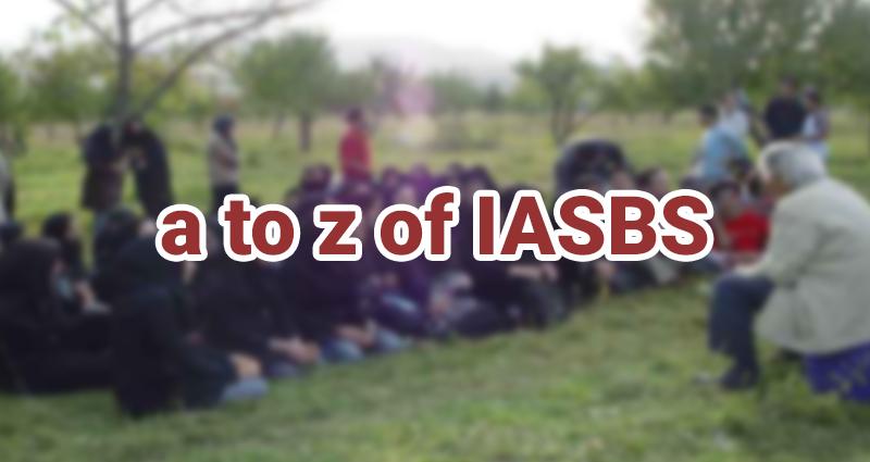 IASBS Registeration