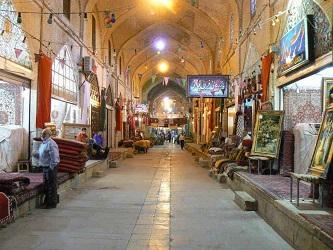 بازار قدیمی زنجان