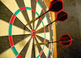 IASBS staff have ranked 1st in Women's Singles Darts Competitions and taken the 2nd and 3rd places in Teams Darts Competitions in Zanjaan Province