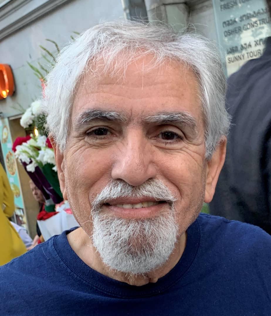 Distinguished Iranian-American Computer Scientist's Virtual Talk