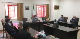 جلسه تکریم و تجلیل از ایثارگران دانشگاه برگزار شد